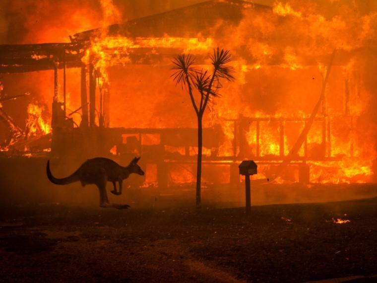 Incendios en Australia y su relación con el Océano